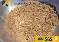 China Pure Fish Meal Powder / Fish Feed Additives Promote Animal Health And Growth factory