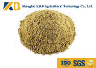 China Full Fat Organic Fish Meal Fertilizer / Food Grade Fish Meal Enhance Poultry Nutrition factory
